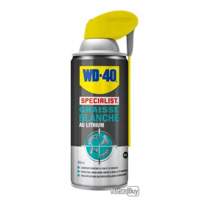 """""""WD40 spray graisse blanche lithium"""""""