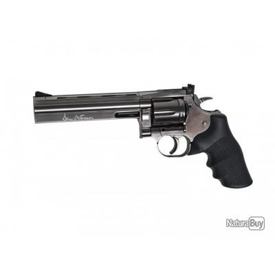 ( Revolver)Réplique revolver Dan wesson 715 CO2 Steel Grey 6 Pouces