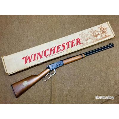 Carabine Winchester mle 94 1894 Ranger - Commémo Henderson Centennial - Cal. 30-30 WCF - Avec boite