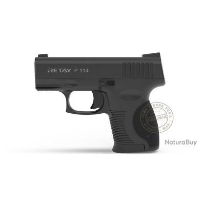 Pistolet d'alarme à blanc RETAY P114 - Cal. 9mm PAK
