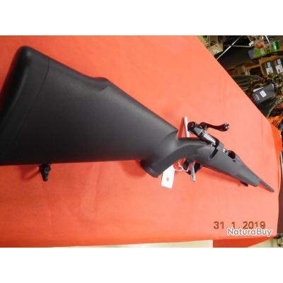 Carabine Sabatti Rover Regent neuf 62 cm calibre 7X64, synthétique noire