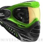 Masque Paintball Dye Axis pro Lime Northern Lights