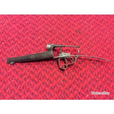 Bascule complète pour fusil à chiens (N1)