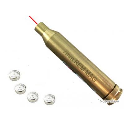 Balle laser 7 Remington magnum