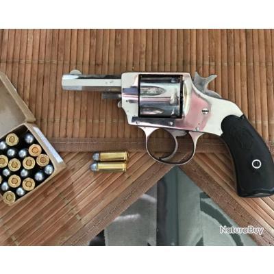 Revolver Hopkins & Allen 32 sw long parfait état