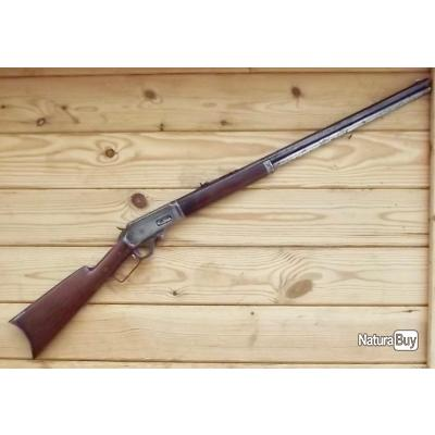 Marlin Carabine Cal. .32/40 Modele 1893 Canon 65cm - pas Winchester Savage SANS RESERVE RF294