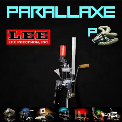 Presse Lee Pro 1000 38SP/357 Mag +shell platea 9x19