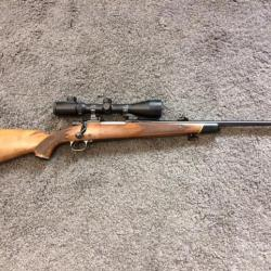 f3a036e790 Carabine WINCHESTER Model 70 Calibre 243 Win + Lunette 4-12x50 Lensolux