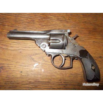 Bon revolver de poche à brisure type smith et wesson en 320 ffabrication belge