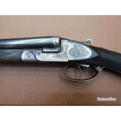 fusil Juxtaposé Kerne Contre platine