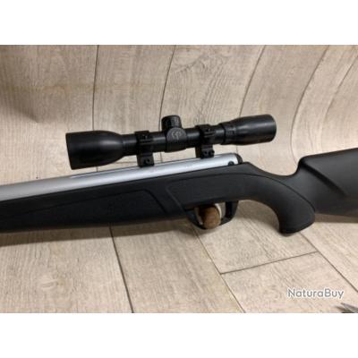 Carabine à plomb CROSMAN SILVERFOX calibre 4,5mm 19,9 joules + lunette CenterPoint 4x32