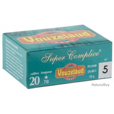 """""""( VOUZELAUD - SUPER COMPLICE 70 - P.8)Cartouches Vouzelaud - Super Complice 70 - Cal. 20/70"""""""