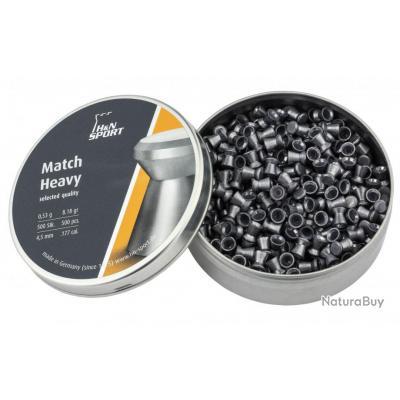 Plombs Match Heavy cal. 4,5 mm