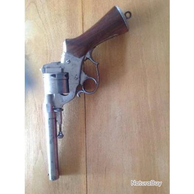 Revolver Perrin modèle 1859