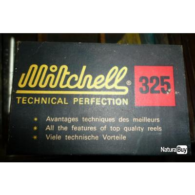 mitchell 325 gaucher