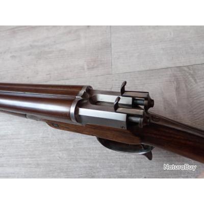 Rare fusil de chasse St Etienne à percussion linéaire