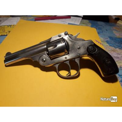 Revolver Iver et johnson's calibre 38 SW