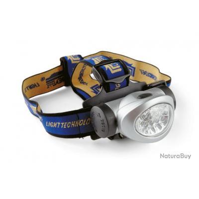 LED LAMPES FRONTALE  8  LEDS ( MISE AU ENCHÈRE )
