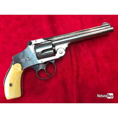 Revolver Smith & Wesson Safety Hammerless cal.38S&W (1258)