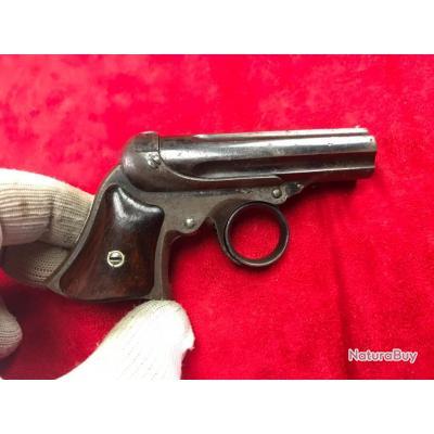 RARE Remington Eliot pepper box 5 shot cal 22 rf short (1224)