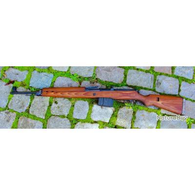 fusil WALTHER G 43 WW2 daté de 1944 en calibre 8X57is en cat C (10+1)