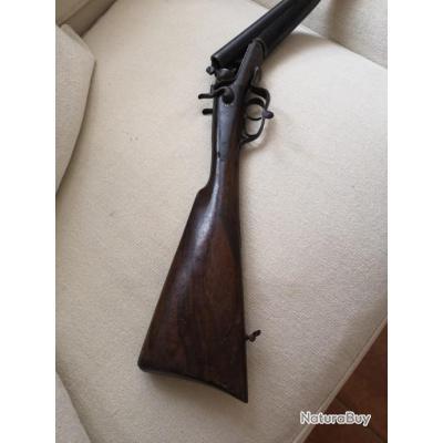 Fusil ancien