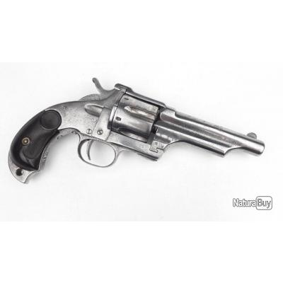 Revolver Merwin and Hulbert, third model. Russian Model , Cal. 44 russian.
