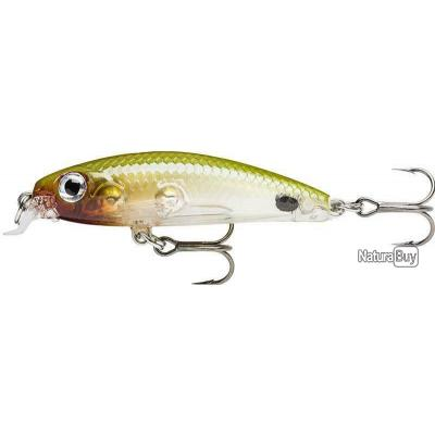 Leurre ULTRA LIGHT MINNOW RAPALA GDAU 6 cm / 4 g