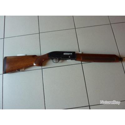 Fusil semi auto Beretta A 303 Magnum Sans Canon !