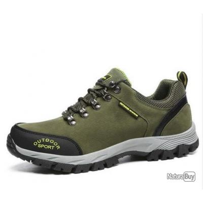 ENCHERE A 1€ SANS RESERVE ! Chaussures Outdoor Sports - Taille 43 !