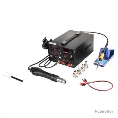 Station de soudage digitale avec alimentation intégrée - Basic