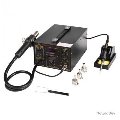 Station de soudage avec poignée - 60 watts - Basic