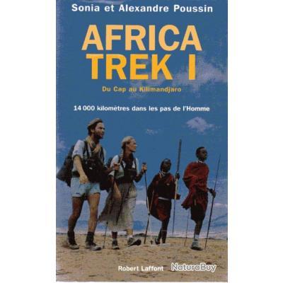 Africa trek I et II - Sonia et Alexandre POUSSIN