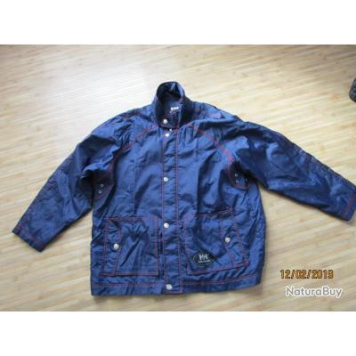 veste bleu marine helly hansen c264