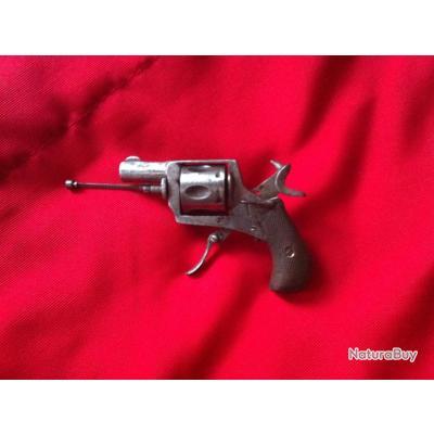 Revolver Bulldog Belge suite