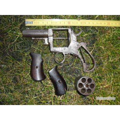 revolver BRITISH BULLDOG cal 380
