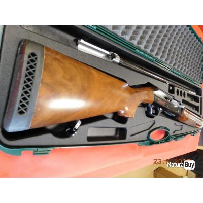 Fusil semi-auto Benelli centro 2003, d'occasion, bande ventillée en carbone,