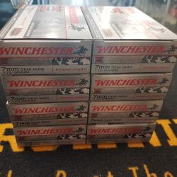 160 balles winchester 7mm REM MAG 175 grains power point