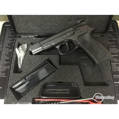 Pistolet CZ 75 Omega Cal 9x19