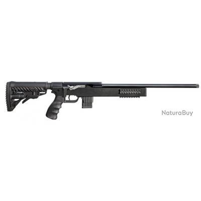 Carabine 22LR ISSC ATS Tactical Survival+Malette+Lunette Veoptik 2-6x28E +Silencieux SAPL2+ Bi Pied