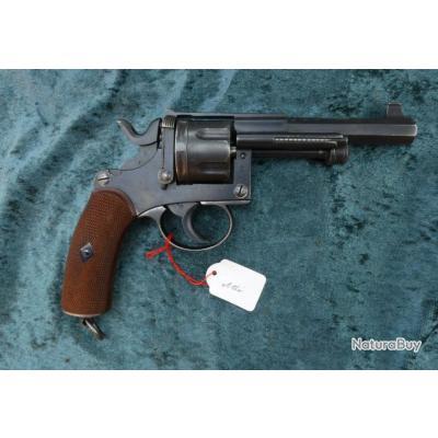 Revolver KNIL 9,40 mm