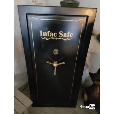 Coffre fort Infac Safe