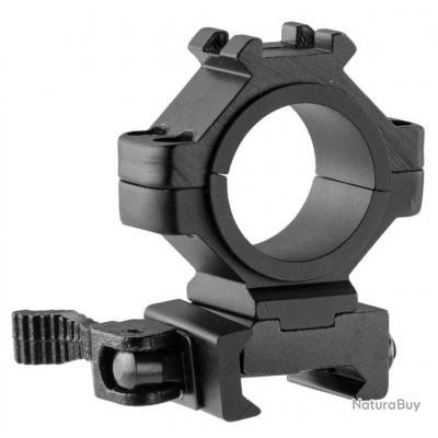 Colliers de 30 mm Avec Montage Rapide Pour Rail Picatinny