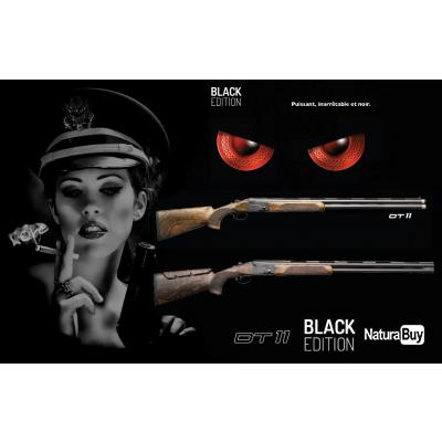 """BERETTA DT11 BLACK EDITION TRAP B-FAST """"PROMO BLACK DAY$"""" cal 12/70 Canon 81cm"""
