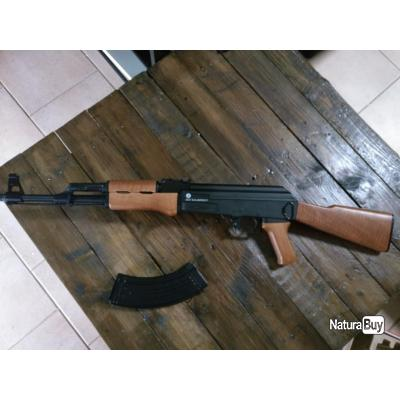 AK47 Full metal et ABS Cybergun AEG