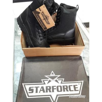 acheter populaire 7f70c b3624 Chaussures STARFORCE Commander Hi T44 Neuves Destockage