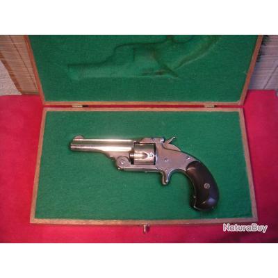 Smith et Wesson SA MODEL 1 1/2 cal 32