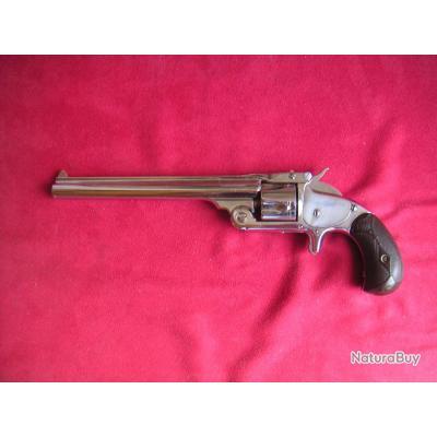 Smith et Wesson SA mod 1 1/2 cal 32 en 6''