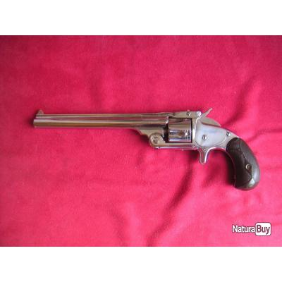 Smith et Wesson SA mod 1 1/2 cal 32 en 6''