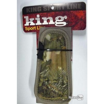 "Brassard Chasse Armguard King 7"" Tube L/XL PSE ARCHERY"